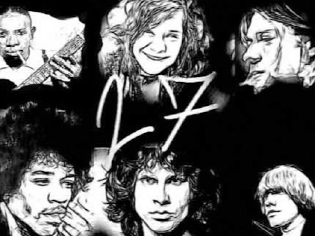 The 27 Club: Robert Johnson, Janis Joplin, Kurt Cobain, Jimi Hendrix, Jim Morrison, Brian Jones