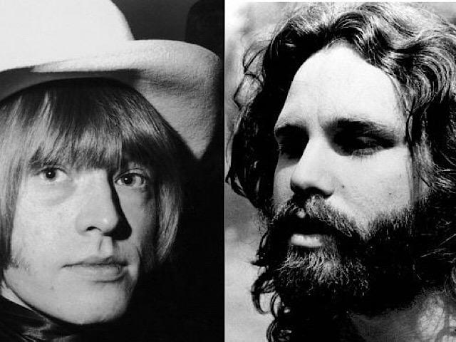 """Brian Jones and Jim Morrison are members of the infamous """"27 Club."""""""