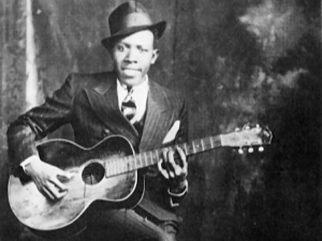 Robert Leroy Johnson was an American blues singer-songwriter and musician.