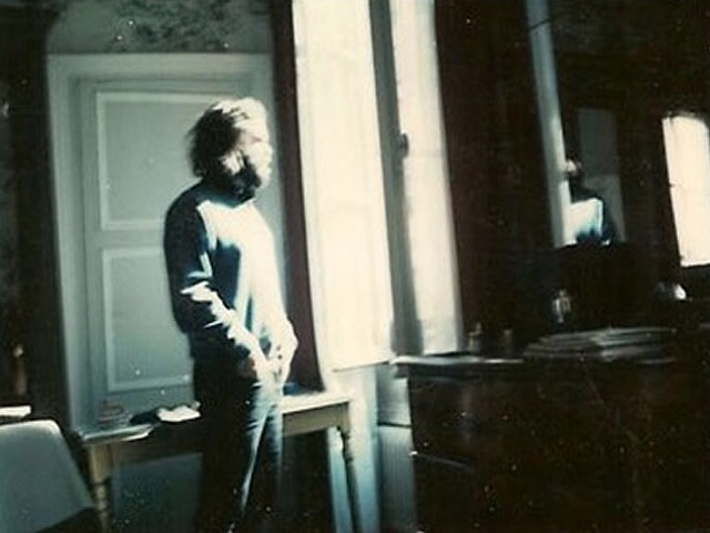 Jim Morrison in Paris