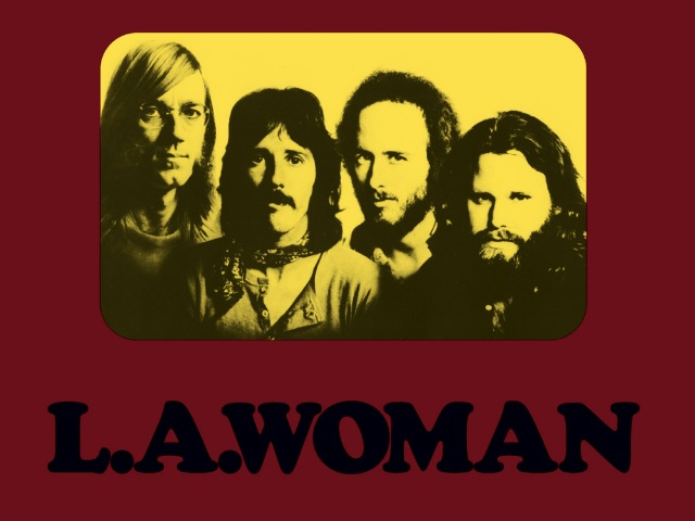 The Doors L.A. Woman 1971