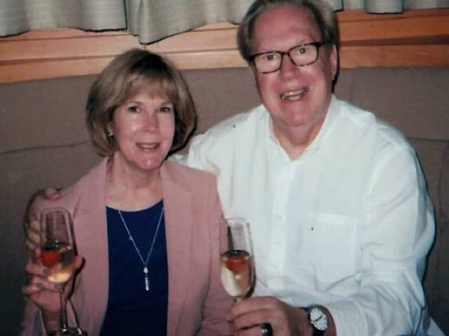 Ann and Bill Buckmaster went on their first date to The Doors concert in 1967. They are celebrating their 45th wedding anniversary this month. Courtesy Bill Buckmaster via Facebook.