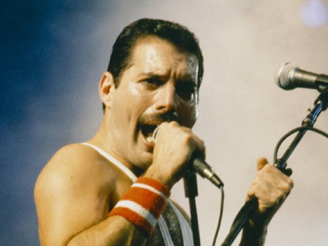 Freddie Mercury of Queen was one of the most single most influential vocalists of the 20th century. Image by Getty.