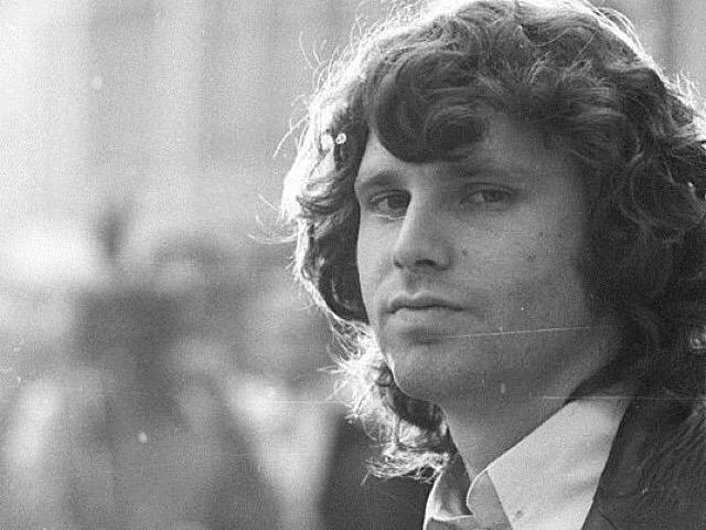 The Doors performed at Romer Square in Frankfurt, Germany on September 14, 1968. Photo by Michael Ochs.