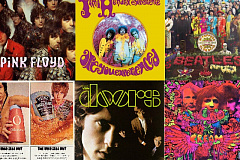 Some of the landmark albums that were released in 1967