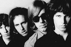 The Doors have a few moments in local rock history.